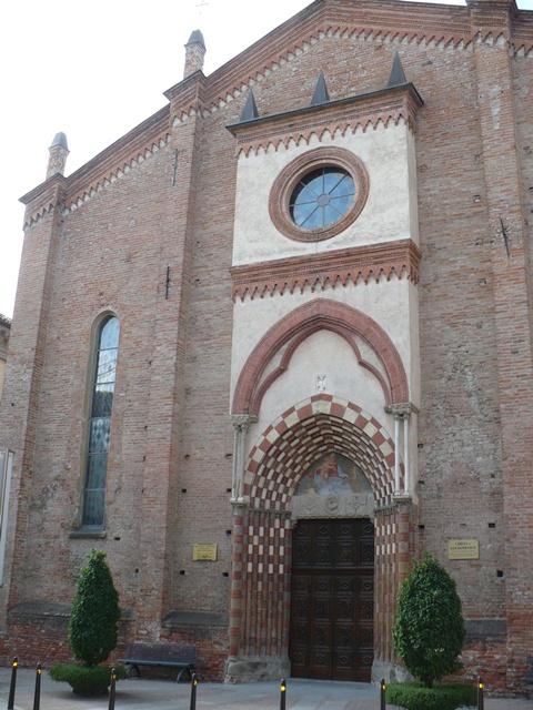 Alba, Chiesa di San Domenico