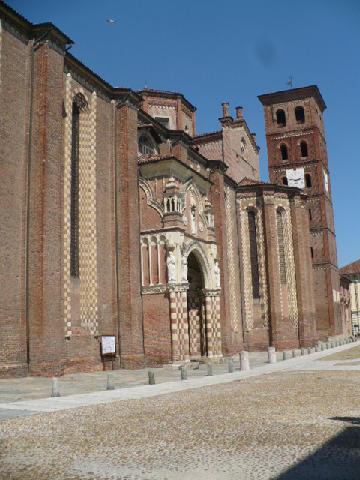 Asti, la Cattedrale