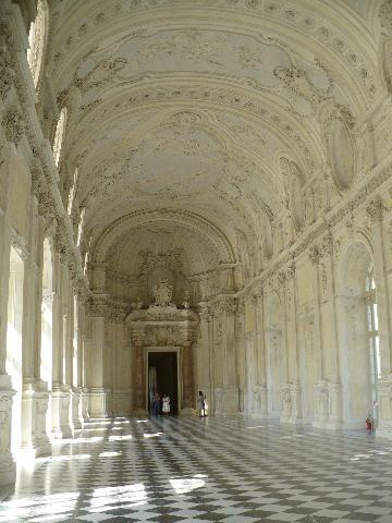 Castello di Venaria Reale, Galleria di Diana