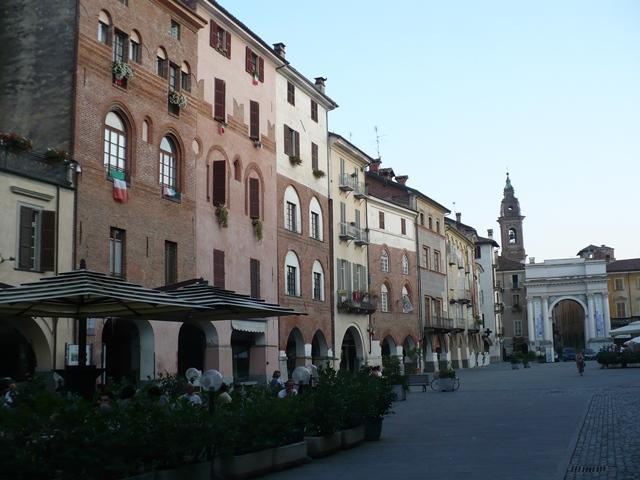 Savigliano, Centro Storico